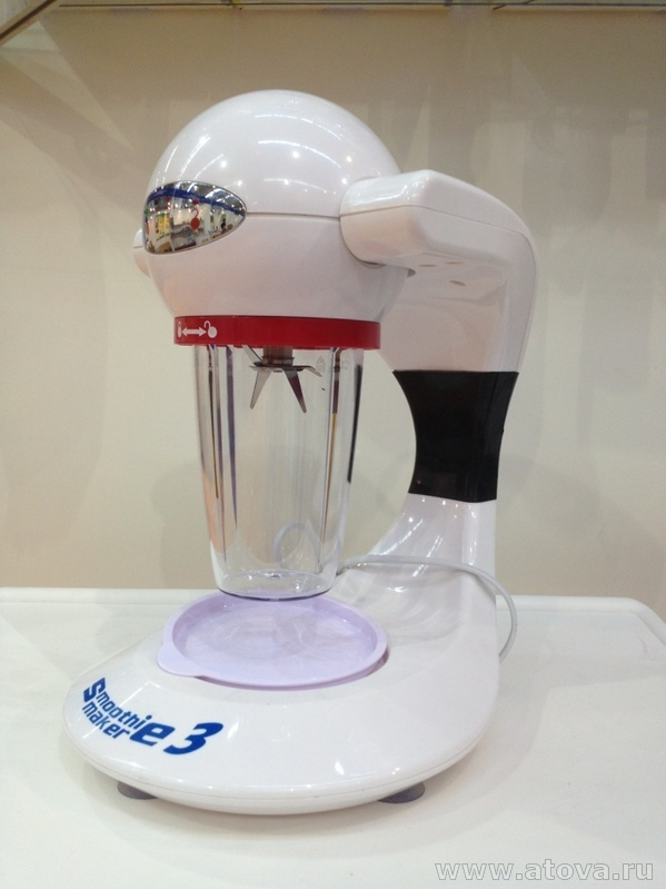 Блендер Смуфи Мэйкер Акробат - 3 (Smoothie Maker Acrobat - 3), белый